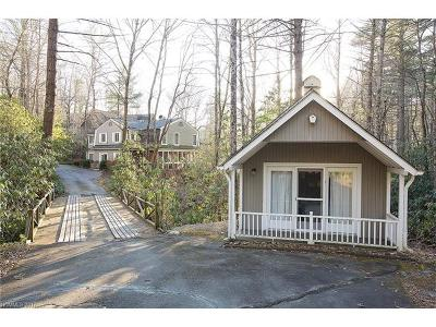Transylvania County Single Family Home For Sale: 2041 Cold Mountain Road #7