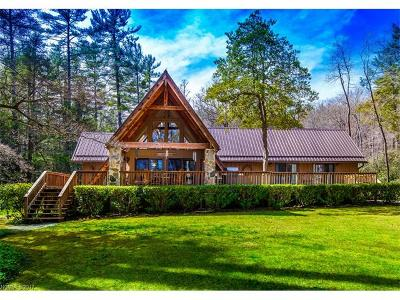 Lake Toxaway Single Family Home For Sale: 1577 West Club Boulevard #76BB