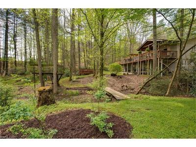 Pisgah Forest Single Family Home Under Contract-Show: 273 Glen Cannon Drive