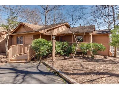 Lake Lure Condo/Townhouse For Sale: 106 Appledore Court #8