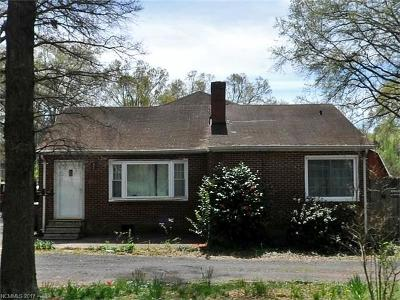 Charlotte Single Family Home For Sale: 2731 Gibbon Road