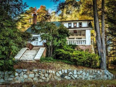 Brevard Single Family Home For Sale: 1259 Asheville Highway