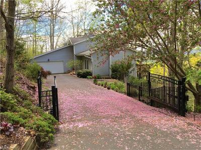 Asheville Single Family Home Under Contract-Show: 14 Skyview Court