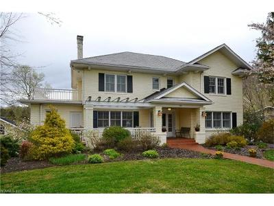 Asheville Single Family Home Under Contract-Show: 325 Midland Drive