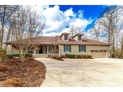 Brevard Single Family Home For Sale: 256 Dotsi Drive #L037A/U1