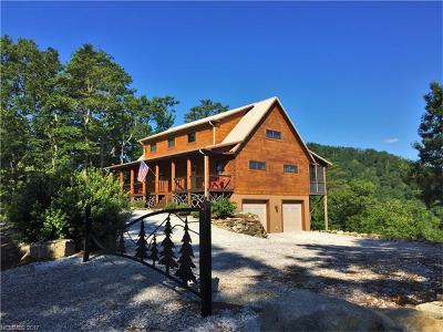 Lake Lure Single Family Home Under Contract-Show: 976 Ridgecrest Drive #9