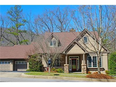 Brevard Single Family Home For Sale: 219 Camptown Road #V44
