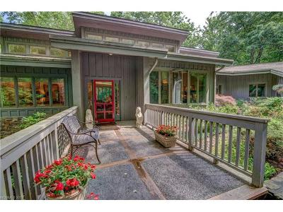 Black Mountain Single Family Home For Sale: 117 Valley Drive