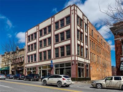 Asheville Condo/Townhouse For Sale: 52 Biltmore Avenue #203