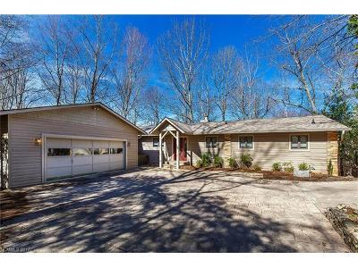 Transylvania County Single Family Home For Sale: 68 Sedi Lane