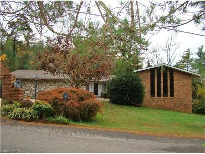 Weaverville Single Family Home For Sale: 17 Oakland Street #1