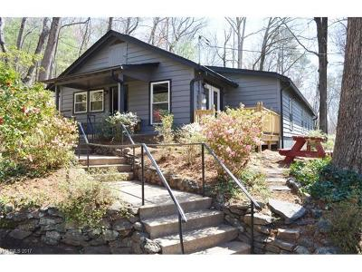 Tryon Single Family Home For Sale: 37 Wilderness Road #D