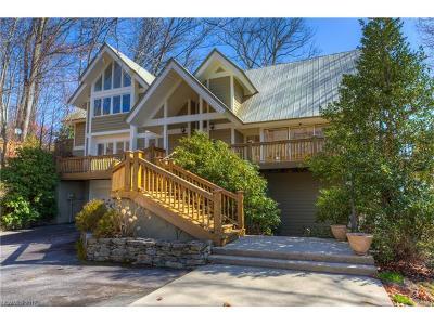 Waynesville Single Family Home For Sale: 65 Deer Run Drive
