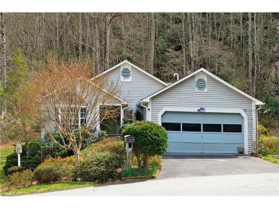 Transylvania County Single Family Home For Sale: 59 Pintail Court