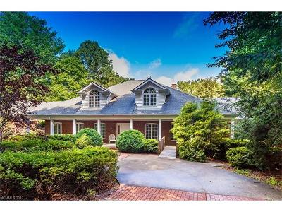 Transylvania County Single Family Home Under Contract-Show: 61 Ashton Lane