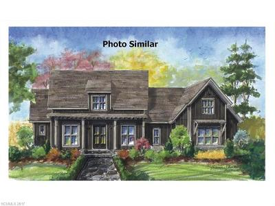 Asheville Single Family Home For Sale: 7 Twinflower Trail