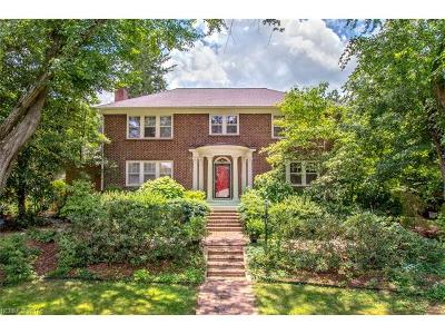 Asheville Single Family Home For Sale: 95 Lakewood Drive