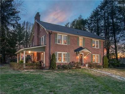 Asheville Single Family Home For Sale: 30 Pine Acre Boulevard