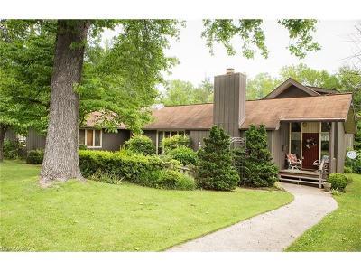 Brevard Single Family Home For Sale: 165 Maple Street