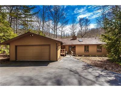 Transylvania County Single Family Home For Sale: 210 Echota Lane #L032-U05
