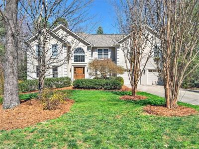 Asheville Single Family Home For Sale: 329 Red Fox Circle