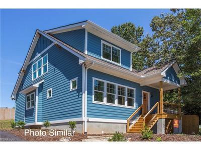Asheville Single Family Home For Sale: 106 Delaware Avenue