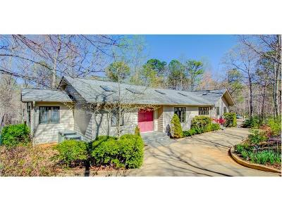 Lake Lure Single Family Home For Sale: 120 Flynn Court