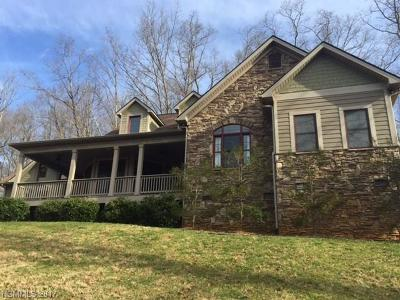 Pisgah Forest Single Family Home For Sale: 283 Fern Cove Lane
