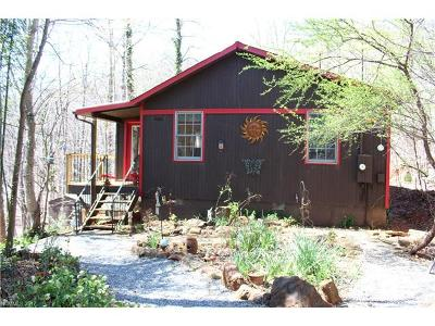 Mill Spring Single Family Home For Sale: 385 Judes Gap Road