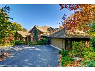Lake Toxaway Single Family Home Under Contract-Show: 67 Toxaway Court #7