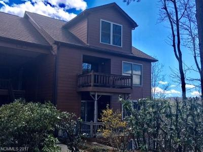 Lake Toxaway Condo/Townhouse For Sale: 506 Toxaway Views Drive #506