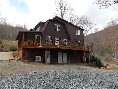 Asheville Single Family Home Under Contract-Show: 32 Arrowood Road