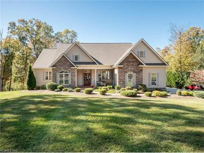 Candler Single Family Home Under Contract-Show: 3 Kari Circle
