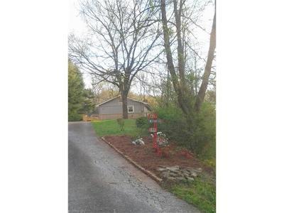 Boyd, Little River, Penrose, Pisgah Forest Single Family Home For Sale: 82 Big Bear Drive