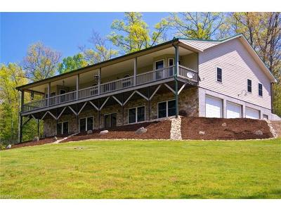 Black Mountain Single Family Home For Sale: 99999 Nc Hwy 9 Highway