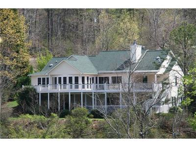 Lake Lure Single Family Home Under Contract-Show: 197 Hawthorne Drive