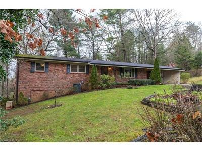 Asheville NC Single Family Home Closed: $369,500