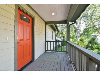 Asheville Single Family Home For Sale: 105 Raleigh Road