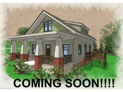 Asheville Single Family Home For Sale: Tbd Utopia Road #1R