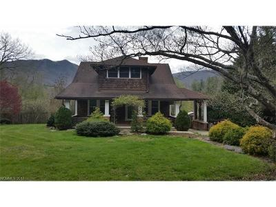 Black Mountain Single Family Home For Sale: 109 Brierbrook Road