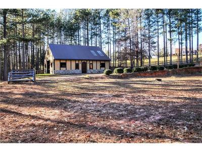 Tryon Single Family Home For Sale: 6074 Hunting Country Road