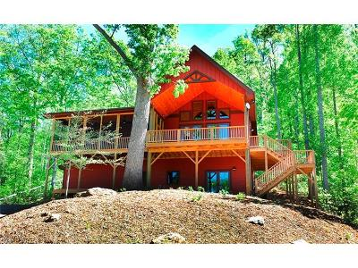 Black Mountain Single Family Home Under Contract-Show: 162 Glasgow Trail