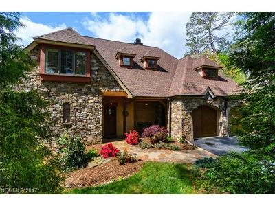 Arden Single Family Home For Sale: 6 Running Creek Trail #Lot 7