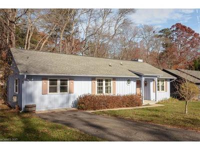 Black Mountain Single Family Home For Sale: 340 Genesis Circle