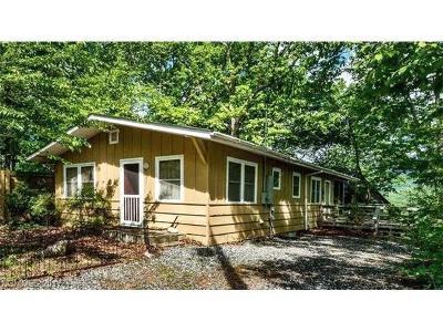 Lake Lure Single Family Home For Sale: 157 Ridgeview Circle #16