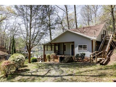 Lake Lure Single Family Home For Sale: 132 Rock Crest Cove