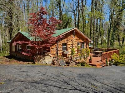 Hendersonville Single Family Home For Sale: 713 Knollwood Drive