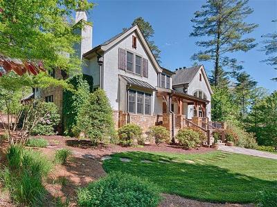 Asheville Single Family Home For Sale: 32 Ramble Way