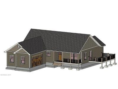 Asheville Single Family Home For Sale: 191 Baird Cove Lane #10