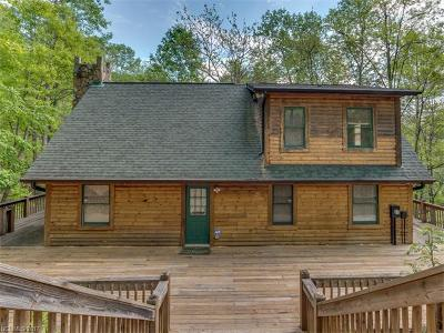 Lake Lure Single Family Home For Sale: 1326 Memorial Highway